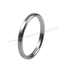 high temperature and high pressure resistance lens flat rings joint gasket