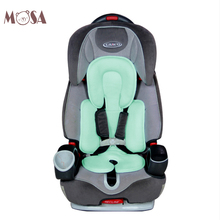 3D Air Mesh Baby Pram Liner Stroller Liner Set Breathable Car Seat Cushion