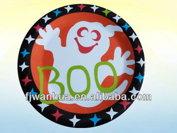 Child melamine plate