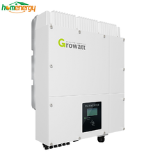 Growatt 1kw 2kw 3kw 5kw grid tie pv inverter single phase for home use