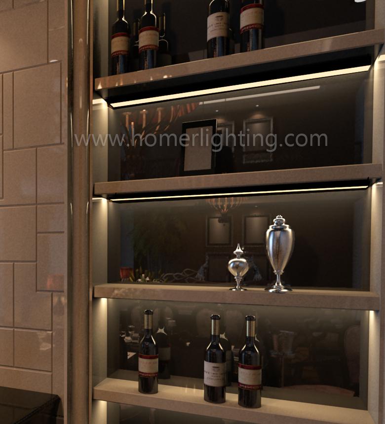 2017 China Ningbo Ce 100-240v Ac 13mm Led Kitchen Light Under ...