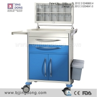 Hospital Furniture Manufacturers / Crash Trolley
