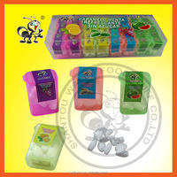 High Quality Sugar-Free Mint Hard Candy Fresh Compressed Candy With Assorted Flavour