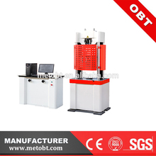 factory hot sales 600kn computerized electromechanical universal testing machine hydraulic grip