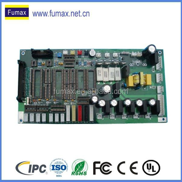 OEM Contracting pcba manufacturer with automated SMT pcb machine for PCB design and PCB assmbly