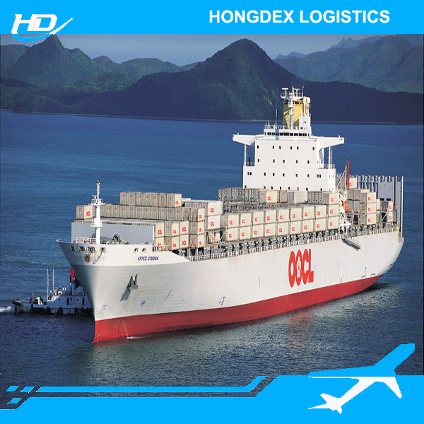 Cheapest price of ocean freight transitaire chine france
