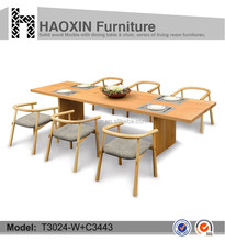 Natural color wood design malaysian oak dining room tables & latest wooden table designs & dining room furniture wood