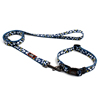 custom dog collar leash