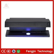 Factory Automatic Counterfeit Money/Bill Detector with UV+MG+IR detection