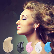 Mini In Ear Headphone Earphone Headset Bluetooth Wireless Stereo Smallest Earbud