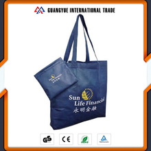 Guangyue Customized Cheap Promotional Foldable Non Woven Shopping Bag
