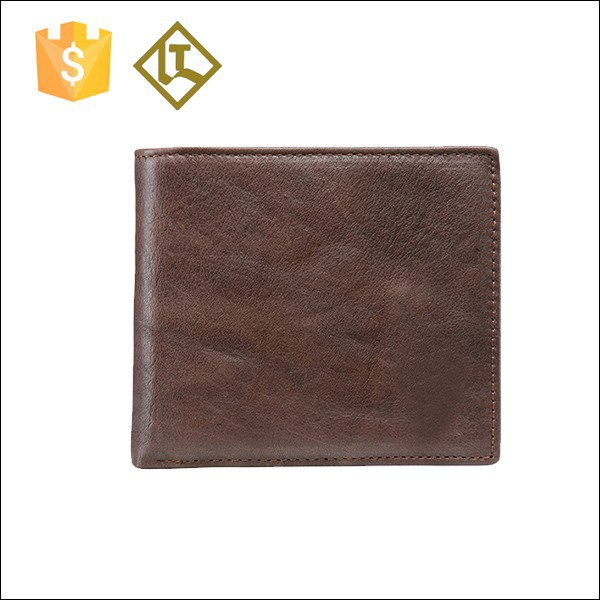 Leather plain wallet,leather purse price,leather purse made in china