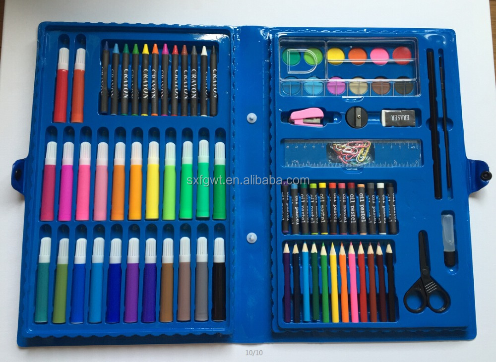 stationery set for kid / art set /101pcs art set for kids