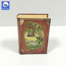 Professional book shaped originality craft gift packaging paper box