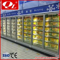 White commerical vertical curtain chiller for drink kenmore refrigerator