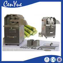 hot sale commercial electric sugar cane juicer machine