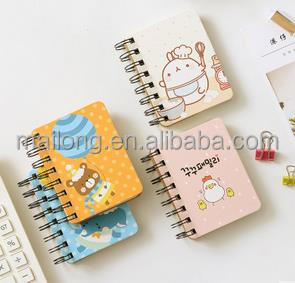 The new 100 k small incense coil notebook notepad PN1017