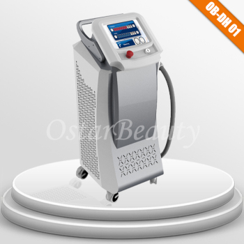 2017 RF Diode Laser for hair removal skin lifting -OstarBeauty