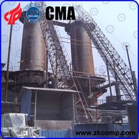 High Quality Vertical Kiln Price In Lime Plant