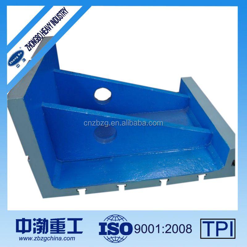 quality On Sale!!! OEM Cast Iron Inspection Block Angle Plate with T slots