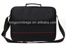 "17.3"" Messenger Bag Leather With Laptop Compartment"