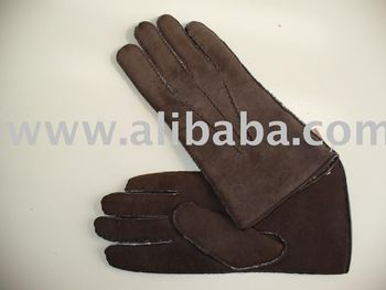 Fashion Leather Gloves from Hungary