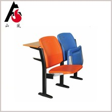 Promotional Best Selling Manufacturer Colorful Foldable Amphitheatre Chair