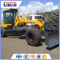 China Road machinery 180HP xcmg GR180 motor grader price for sale