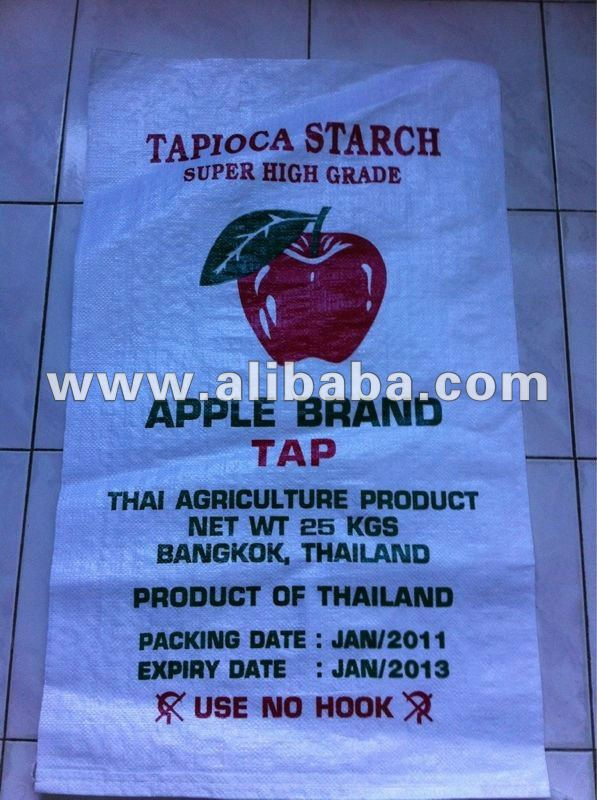 High Grade Bag Packed White Tpioca Starch
