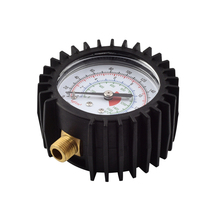 "Pneumatic high dial -2.5"" manometer 100g air compressor pressure gauge"