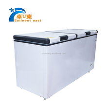 BD-500 Home use top Lid propane chest chiller deep freezers 500L
