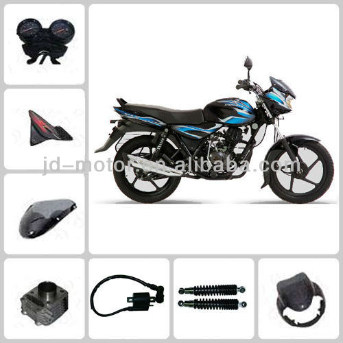 India BAJAJ DISCOVER 100 motorcycle parts