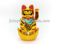 2013 hot sales 5 inch Lucky Cat