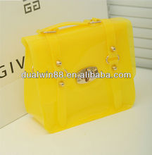 2014 silicon satchel handbag lady hand bag