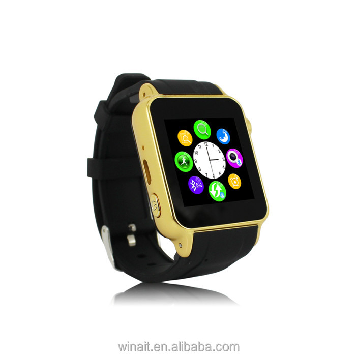 2016 Bluetooth gsm smart watch camera bluetooth watch connect with phone bluetooth smart colorful watch android IOS