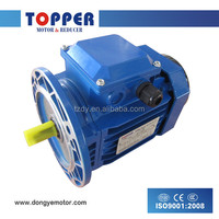 IEC STANDARD MOTOR IE2/IE3 ALUMINUM HOUSING THREE PHASE ELECTRIC MOTOR