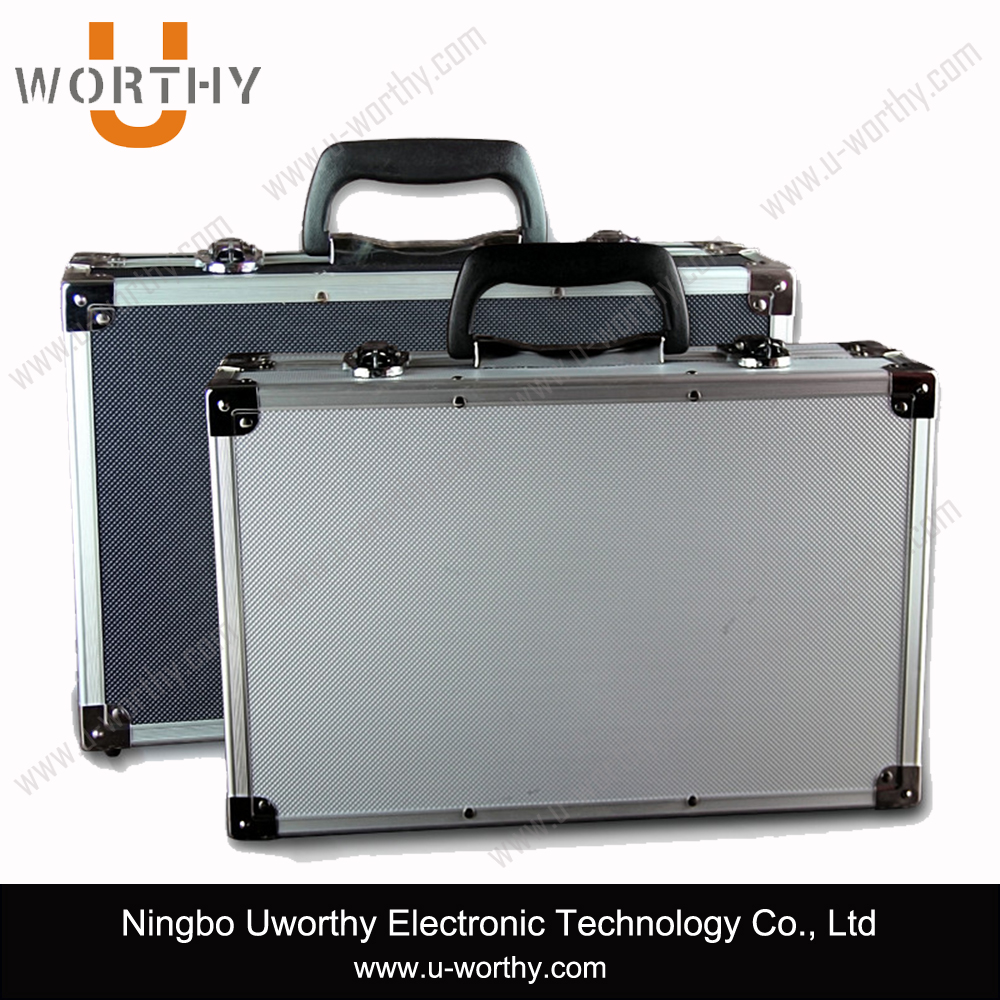 Equipment Instrument Case Aluminium Tool Case with Drawers Aluminum Barber Tool Case Metal Tool Box
