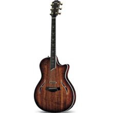 T5-C2 Custom Koa Guitar with Case, Koa Top