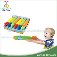 Good quality summer plastic water cannon toy for children