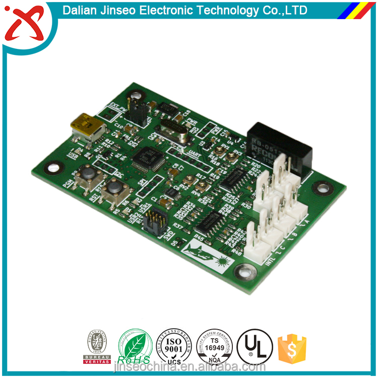 Fast pcb prototype pcb manufacturing turnkey pcb assembly