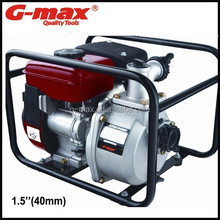 G-max <span class=keywords><strong>2.4</strong></span> <span class=keywords><strong>hp</strong></span> gasolina engine powered 1.5 ''(40mm) de la bomba de agua GT26103