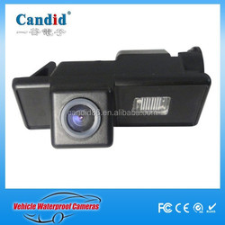 "IP67 DC12 V 170"" degree car dvd player with reversing camera for citroen C5"