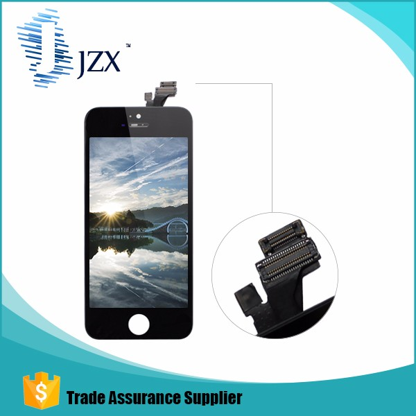 JZX For iphone 5 Motherboard,For iphone 5 LCD completely,Cheap screen for iphone 5 lcd