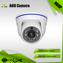 OAHD130A-PDB25 960P 1.3MP 1400TVL Board Lens With IR-CUT Filter 6Pcs IR Leds 25m IR distance OSD ahd cctv camera monitor