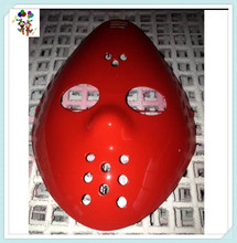Party Fancy Dress Red Hockey Full Face Halloween Masks HPC-2149