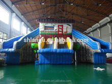 Large inflatable slides giant inflatable water slides for adults and kids