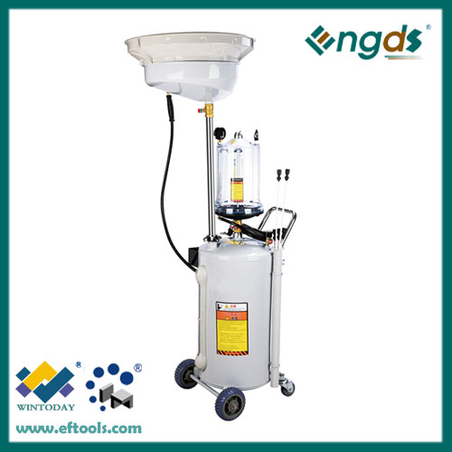Hot Sales 80L Pneumatic Car Waste Oil Extractor