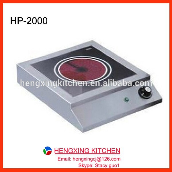 Ceramic electric hob made in china electric stove kitchen <strong>appliance</strong>