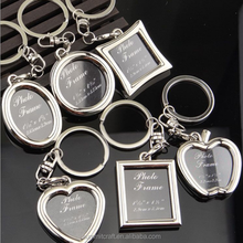Wedding giveaways and favor digital photo frame keychain