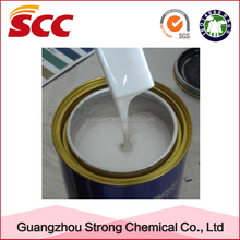 High gloss complete tinting mixing system acrylic paint